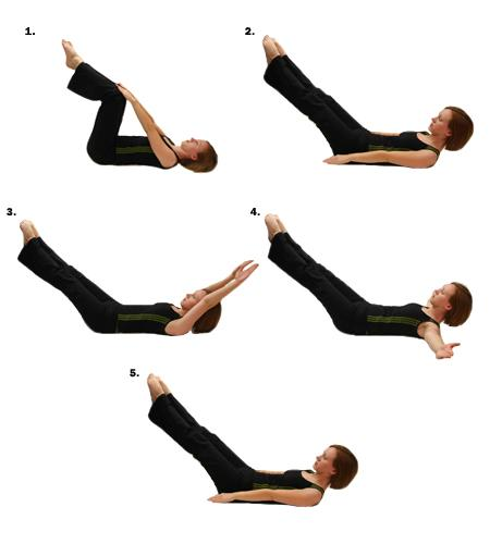 Short Pilates Workout: Pilates Workout You Can Perform At Home